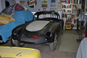 MG : MGA Coupe S1 Photo