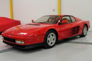 Ferrari : Testarossa 1990 Testarossa