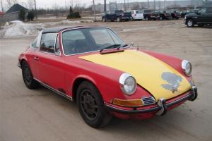 Porsche : 911 911T Photo