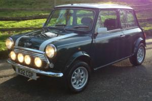 MINI COOPER 1.3i-PHOTOGRAPHIC RESTORATION- 74,000 MILES & 4 OWNERS FROM NEW