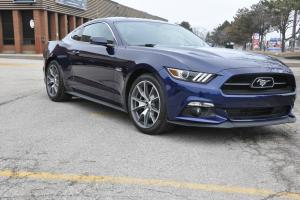 Ford : Mustang 50 Anniversary Limited Edition