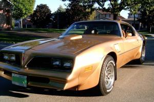 Pontiac : Trans Am WS6 W72