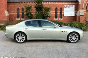 Maserati Quattroporte Executive 2004 4D Sedan 6 SP Sequential Manual in Rye, VIC Photo