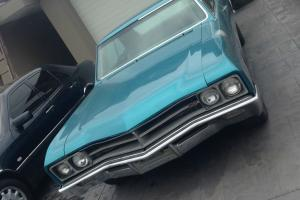 Genuine 1967 Buick GS400 Extremely Rare AND Right Hand Drive RHD Coupe in Sans Souci, NSW