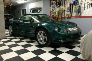 Lotus : Elise 2 seater