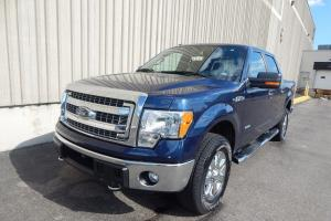 Ford : F-150 2014 XLT 4X4 SUPERCREW