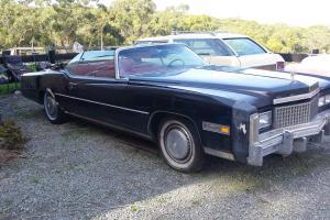 1975 Cadillac Eldorado Convertible in Beaconsfield Upper, VIC