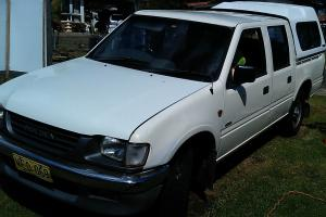 Holden Rodeo LT 1998 Crew CAB UTE 4 SP Automatic 3 2L Multi Point F INJ in Smithfield, NSW