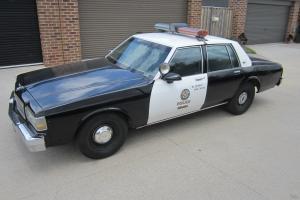Original Movie World Police Academy Stunt CAR Chevrolet Caprice 350 Chev in Kensington, VIC