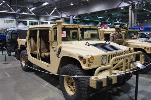 Hummer : H1 Convertible