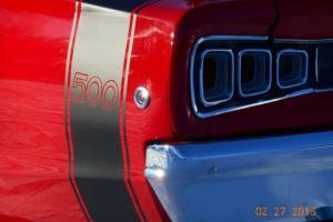 Dodge Coronet 500/1968 moteur 440