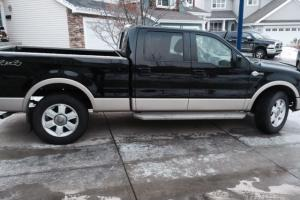 Ford : F-150 King Ranch Crew Cab Pickup 4-Door