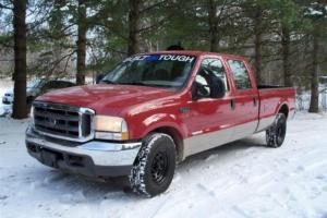 Ford : F-350 XLT CREW CAB 8' BOX