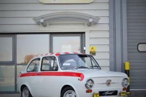 Fiat 850 Abarth Recreation