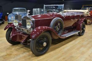 1929 Rolls Royce 20hp Watsons of Liverpool Tourer