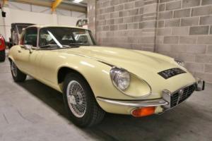 Jaguar 'E' TYPE V12 FHC