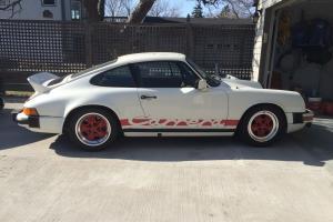 Porsche : 911 SC Photo