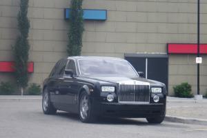 Rolls-Royce : Phantom 4 Door Sedan Photo