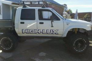 Toyota Hilux Dual CAB Turbo Diesel Lots OF Extras in Blayney, NSW