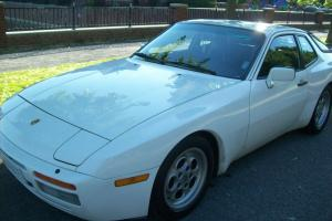 Porsche : 944 944 TURBO