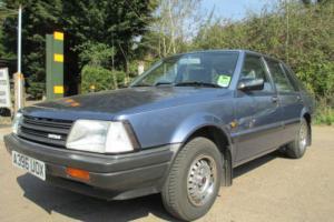 1983 'A' Datsun STANZA 1.6GL 1 OWNER 36,000 miles!!! Photo