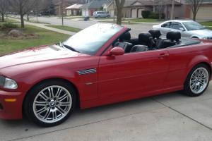 BMW : M3 Base Convertible 2-Door Photo
