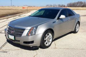 Cadillac : CTS 2008 1SA