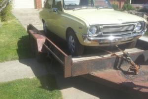 Mazda 1300 FA3TS $3000 FOR CAR Alone Without 13B in Meadow Heights, VIC