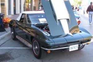 Chevrolet : Corvette Sting Ray