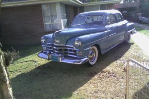 1950 Chrysler Windsor Coupe