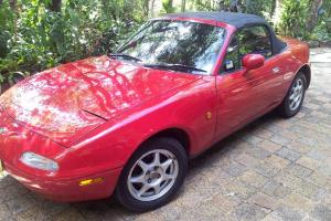 Mazda MX 5 1994 Manual 1 8L Engine Very Good Condition