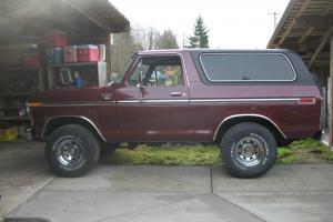 Ford : Bronco Ranger XLT