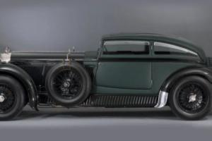 1950 Bentley Blue Train by Racing Green