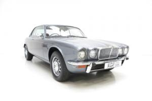 A Magnificent Jaguar XJC 4.2 Series 2 Presented in a Fabulous Condition