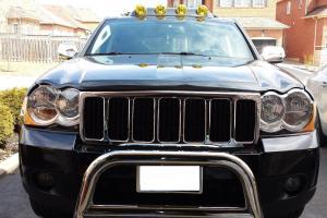Jeep : Grand Cherokee 3.0l CRD Mercedes Bluetec DIESEL 4X4 SIRIUS SUNROO