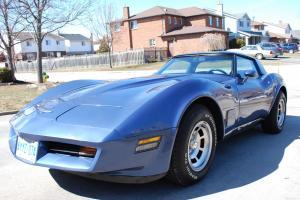 Chevrolet : Corvette L48