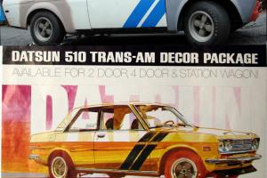 Datsun : Other Trans Am Decor Package/ BRE
