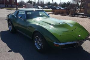 Chevrolet : Corvette Stingray Photo