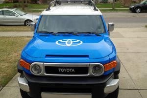 Toyota : FJ Cruiser Base Sport Utility 4-Door Photo