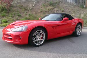 Dodge : Viper SRT-10 Convertible 2-Door