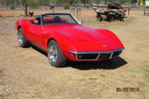 327 Corvette RHD