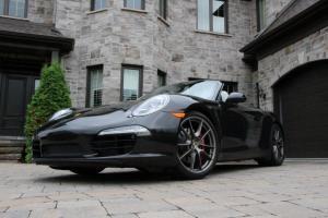 Porsche : 911 Carrera S Cabriolet