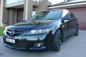Mazda 6 Luxury Sports 2006 5D Hatchback Manual 2 3L in Kingscliff, NSW