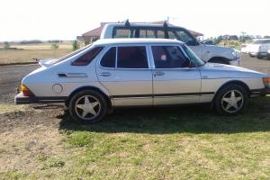 Wrecking Saab 900 GLI 1984 5D Combi Coupe 5 SP Manual ADD FOR 1 Wheel NUT in Melton, VIC