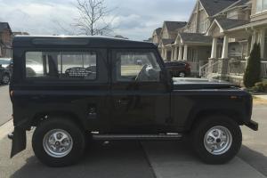 Land Rover : Defender