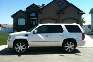 Cadillac : Escalade Base Sport Utility 4-Door