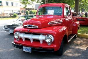 Ford : Other Pickups 1951