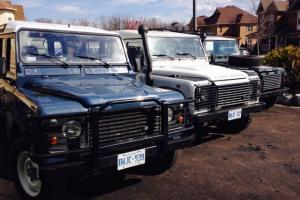Land Rover : Range Rover defender 110 Photo