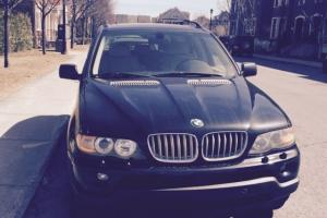 BMW : X5 4.4i Top Line Sport Utility 4-Door