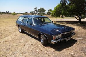 Holden HJ Premier Station Wagon in Tyabb, VIC Photo